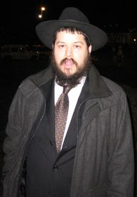Rabbi Manis Barash