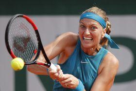 Petra Kvitová, photo: ČTK/AP/Christophe Ena