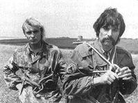 Zdenek Pohl and Robert Ospald, photo: Tyden