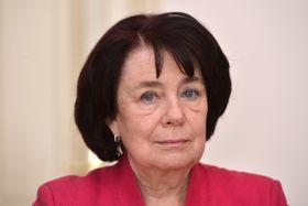 Eva Syková (Foto: ČTK)