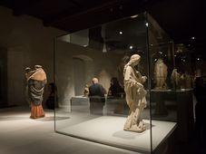 """Ausstellung """"Schöne Madonnen"""" (Foto: Archiv der Nationalgalerie in Prag)"""