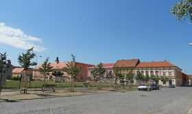 Terezín, photo: Magdalena Kašubová