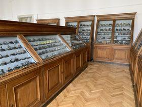 Le musée minéralogique à Albertov, photo: Site officiel de la faculté de sciences naturelles de l'Université Caroline