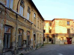 La fábrica de Oskar Schindler, foto: Miaow Miaow, Wikimedia Commons, Public Domain