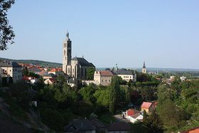 Kutná Hora, foto: Štěpánka Budková