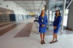 Část nového terminálu letiště vPraze-Ruzyni, foto: ČTK