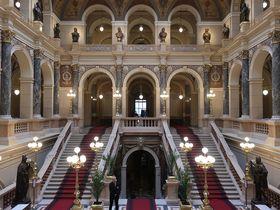 Museo Nacional, foto: Eliška Kubánková