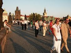 Le pont Charles, photo: CzechTourism