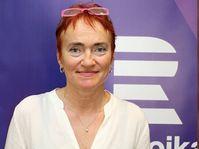 Tereza Boučková, photo: Adam Kebrt, ČRo