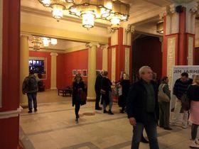 «Дом кино» в Петербурге, Фото: Катерина Айзпурвит, Чешское радио - Радио Прага