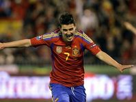 David Villa, photo: CTK