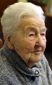 Marie Fišerová, foto: ČTK