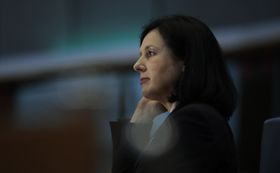 Věra Jourová, photo: ČTK/AP/Virginia Mayo