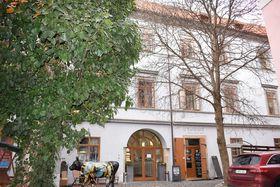 «Дом господ из Кунштата и Подебрад», фото: Екатерина Сташевская