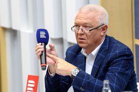 Ярослав Фалтынек, фото: Халил Баалбаки, Чешское радио
