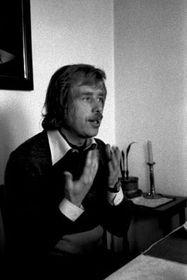Vaclav Havel, Prague 1977