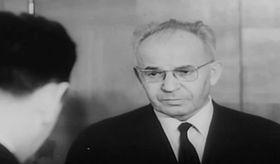 Gustáv Husák (Foto: Tschechisches Fernsehen)