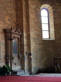 Kapelle der Hl. Ludmila in der St. Georgs-Basilika (Foto: Barbora Kmentová)