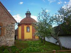 Capilla de la Virgen María en Mladotice, foto: Zdeňka Kuchyňová