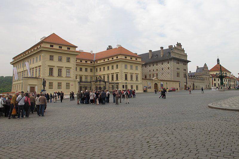 Le palais Salm et le palais Schwarzenberg, photo: Kristýna Maková