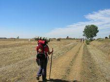 Jakobsweg (Foto: José Antonio Gil Martínez, Flickr, CC BY 2.0)