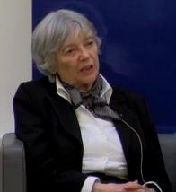 Helga Pollak (Foto: YouTube Kanal vom Parlament Tv Österreich)