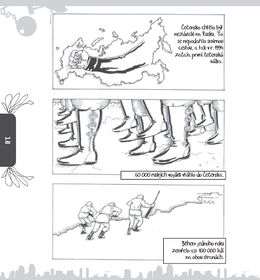 'My World' comics