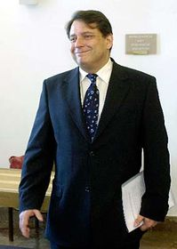 Primer ministro checo, Jirí Paroubek (Foto: CTK)