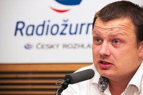 Mikuláš Kroupa, photo: Alžběta Švarcová