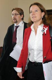 Pavel Dobeš akarolína Peake, foto: ČTK