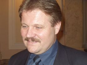 Le ministère du Travail et des Affaires sociales Zdenek Skromach