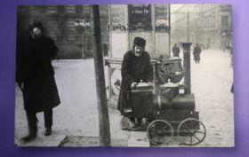 Na přelomu předminulého aminulého století se oadventu objevovali vpražských ulicích prodavači pečených kaštanů