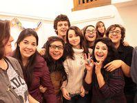 El grupo latino, foto: AFS Czech Republic