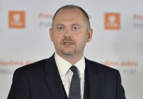Michal Hašek, photo: CTK