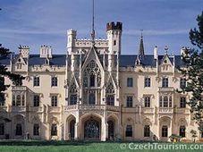 Замок Леднице (Фото: CzechTourism)
