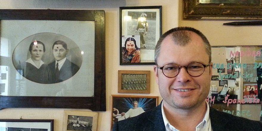 Michal Bregant, foto: Ian Willoughby