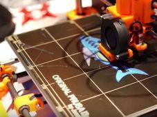 3D-принтер Prusa Research, фото: YouTube канал CES