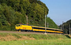 El tren Regiojet