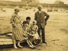 La famille Kolben en 1930