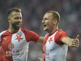 Josef Hušbauer y Vladimír Coufal (a la derecha), foto: ČTK/Říhová Michaela