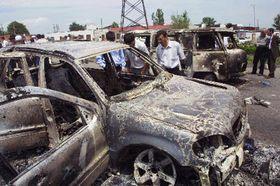 Следствия событий в Ингушетии (Фото: ЧТК)