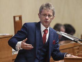 Miloš Vystrčil, foto:  ČTK/Deml Ondřej
