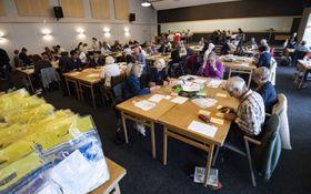 Les élections en Suède, photo: Johan Nilsson/TT/AP/ČTK
