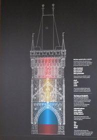 Turm wie ein Symbol des Kosmos (Foto: Martina Schneibergová)