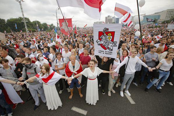 Foto: ČTK / AP Photo / Dmitri Lovetsky