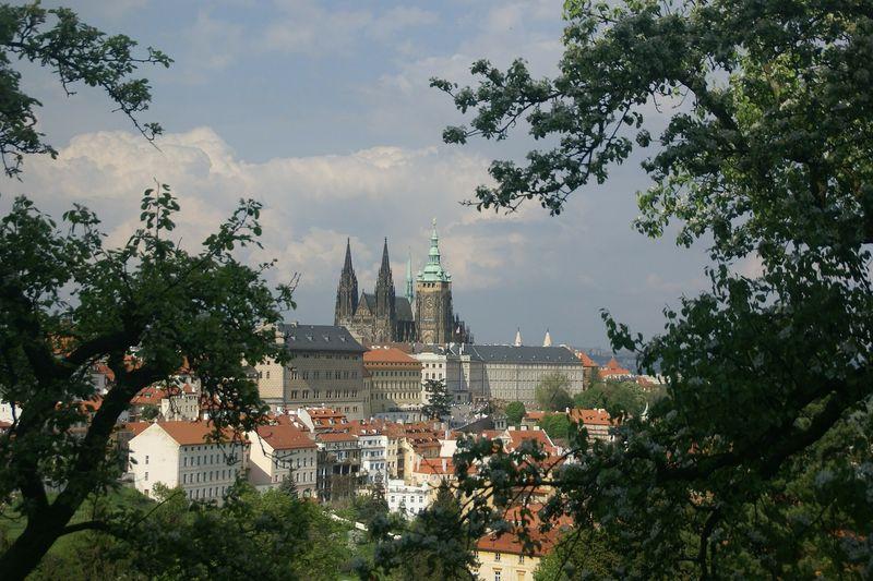 Prager Burg (Foto: SmileyK, Pixabay / CC0)