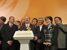 La Chambre haute du Parlement tchèque est dominée par le ČSSD, principal parti de l'opposition, photo: CTK