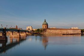 Toulouse, photo: PierreSelim, CC BY 3.0