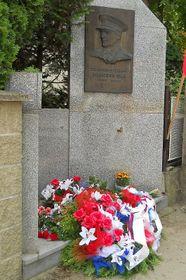 El monumento a Heliodor Píka en Štítina, foto: Archivo de pueblo Štítina