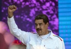 Nicolas Maduro, photo: ČTK/AP/Rodrigo Abd